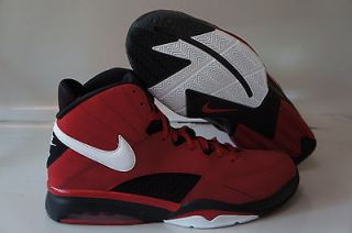 Nike Air Maestro Flight Varsity Red White Black Sneakers Mens Size 9