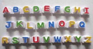 LEAP FROG Replacement Letter FRIDGE PHONICS Alphabet Magnet