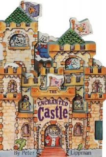 The Enchanted Castle by Peter Lippman 1995, Board Book