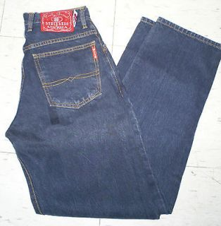 USA Lucky Brand Relaxed Fit Zip Fly street wear denim jean size 28