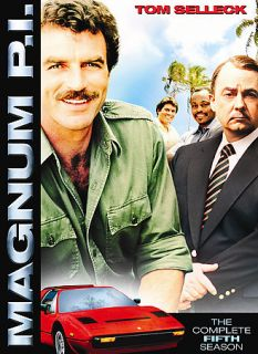 Magnum P.I.   The Complete Fifth Season DVD, 2006, 5 Disc Set