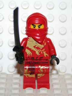 LEGO NINJAGO 2507 NINJA KAI DX DRAGON SUIT MINI FIGURE & MINIFIGURE