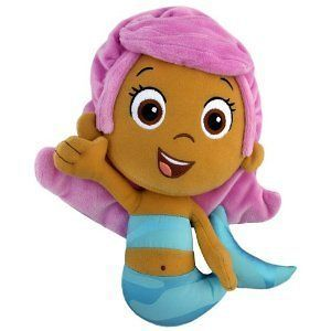 Bubble Guppies Plush Molly by Nickelodeon NEW in Hand Ships Fast