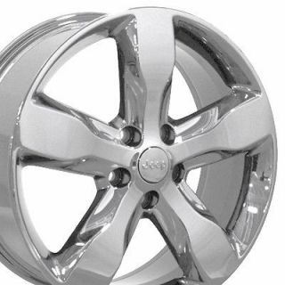 OEM 2011 13 CHROME Jeep Grand Cherokee Overland Summit Wheels Rims