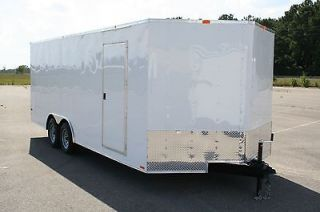 Cargo Trailer Car Hauler 5200 Dexter RACE READY OPTION AVAILABLE