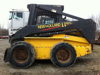 new holland skid steer in Heavy Equipment & Trailers