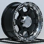 17 Inch Black Wheels Rims Ford Truck SuperDuty F F250 F350 8x170 8 Lug