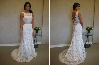 Short sleeve Plus size Wedding dress Bridal Gowns New in Wedding
