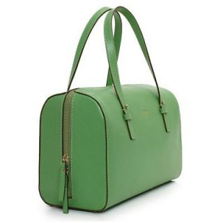 KATE SPADE Grand Street Melinda Satchel Handbag Fresh Green PXRU3270