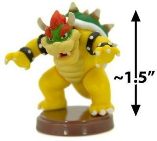 bowser 2 mini figure choco egg mini figure series 2