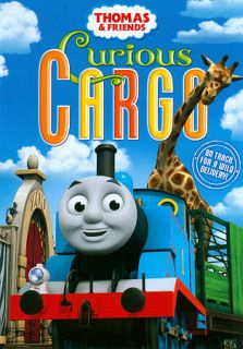 Thomas and Friends Curious Cargo DVD, 2012