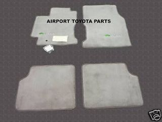 2001 to 2003 genuine toyota prius carpet floor mats time