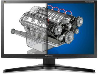 ViewSonic VP2765 LED 27 inch LED LCD Monitor
