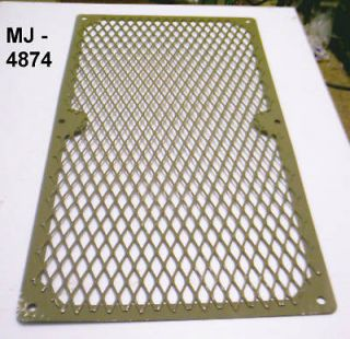 diesel engine guard expanded wire mesh screen