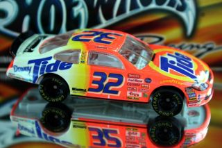 Hot Wheels Racing Tide Downy Ltd Ed 2001 Kroger Ford Taurus