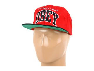 obey throwback snapback hat $ 26 00