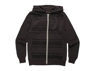 hurley kids vacation stripe zip hoodie $ 40 99 $
