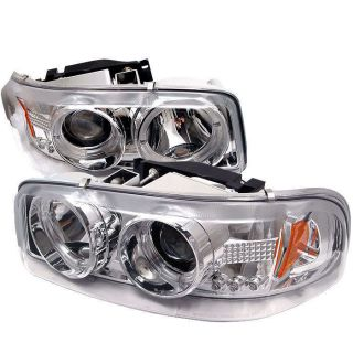 2001 2006 GMC Yukon Denali XL SLT Projector Headlights