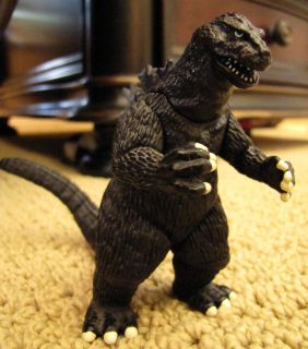 Hyper Godzilla 1962 vs King Kong Bandai Hyper Figure Gamera Toy