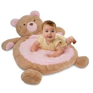 Bestever Baby Mat Play Activity Center Gym Soft Plush