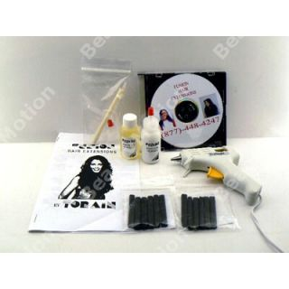 torain pro fusion kit set for hair extensions visit our store over