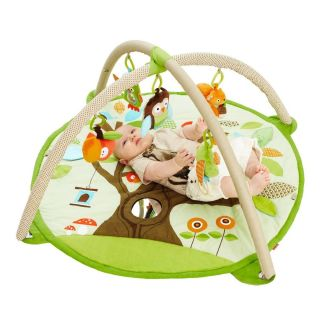 Hop Tree Top Forest Friends Owl Birds Activity Play Gym Baby Play Mat