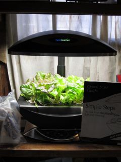Aerogarden 6 Elite Model 100611 BSS with EXTRAS 355