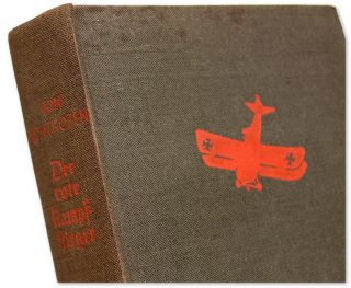 Manfred Von Richthofen German WWI Fighter Ace Book The Red Baron