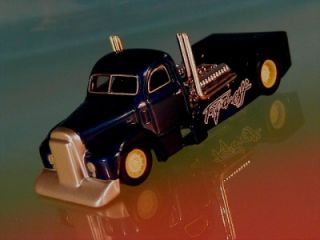 Hot Wheels Mack Semi Drag Truck Limited Edition 1/64 Scale
