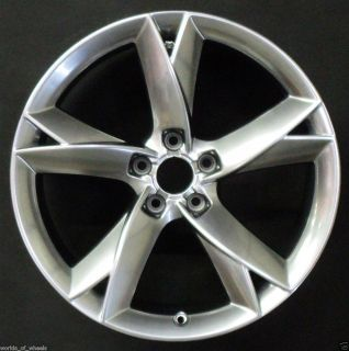2010 Audi A5 S5 19 5 Spoke Factory Alloy Wheel Rim H 58827