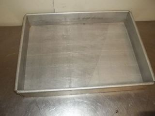Ever 5275 Heavy Aluminum Commercial Baking Sheet Cake Pan Half