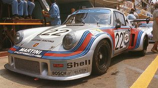43 AMR Porsche Turbo Le Mans 1974 22 First AMR Model Ever Made Ref 1