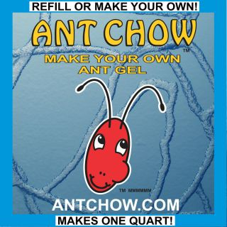 Ant Chow Refills Two or More Gel Ant Farms