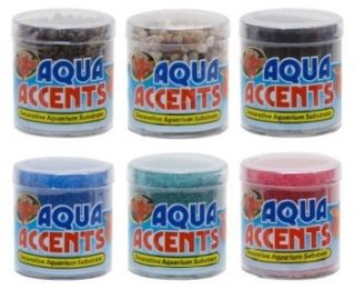 Aquarium Sand Aqua Accents Betta Fish Tank Blue Ba 4