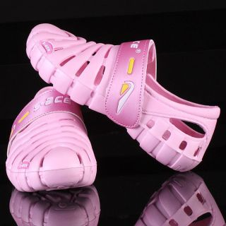 Pink Womens Girls Aqua Water Sports Shoes Sandal Slipper Beach Summer