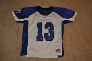 Dallas Desperados Arena Football Dolezel #13 Jersey   Size L