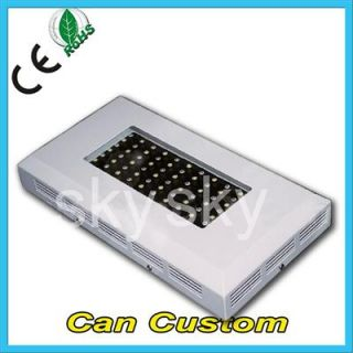 60W Aquarium Coral Reef Tank White Blue LED Grow Light