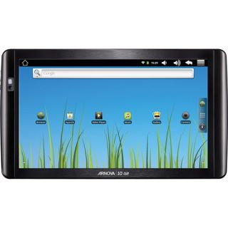 Archos Arnova 10 G2 4GB 10 Capacitive Multi Touch Android Tablet PC