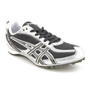 Asics Hyper MD Youth Kids Boys Size 2 5 Black Mesh Synthetic Track
