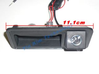 Car Parking Backup Rear View Reverse Camera For Audi Q5 / A4 / A5
