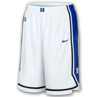 Blue Devils Authentic Twill Player Basketball Shorts Mens MD NWT $60