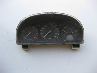 1992 1993 Honda Accord Instrument Cluster Speedometer Gauges