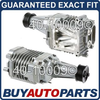 Remanufactured Ford Thunderbird Mercury Cougar Supercharger