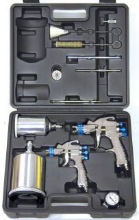 HVLP Auto Car Paint Touch Up Spray Gun Painting System