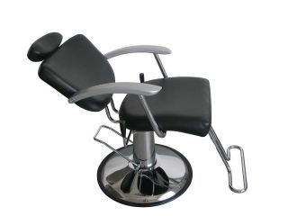 Purpose Hydraulic Recline Barber Chair Shampoo 67B 814836014472