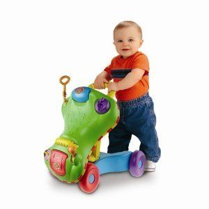 Step Start Walk n Ride, Push Toy Walker, Ride On, Baby  Toddler Toys