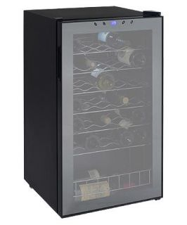 Avanti WC34TM 34 Bottle Wine Cooler Refrigerator Fridge