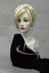 Mannequin Head Bust Wig Hat Jewelry Display Male Jack