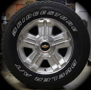 NEW 2013 Chevy Z71 Silverado Tahoe Suburban Avalanche 18 Wheels Rims