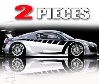 Pieces Body Graphics Stickers Decal Vinyl Car Truck 2P10